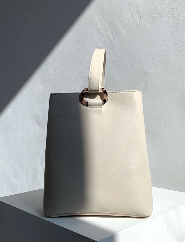 (5KP) Danke bag - cream